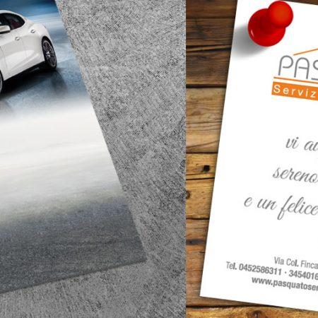 grafica e stampa cartoline verona