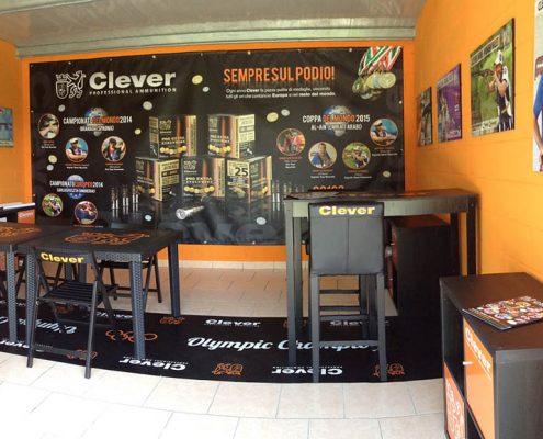 allestimento showroom